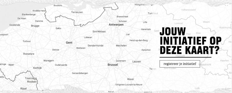 Jouw initiatief op deze kaart?